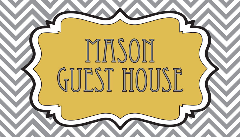 Mason Guest House - Bed and Breakfast - Mason, TX